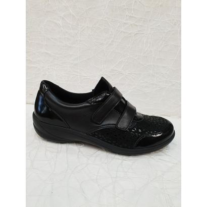 Chaussure velcro strech...