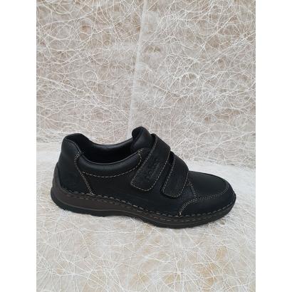 Chaussure 2 velcros noire...