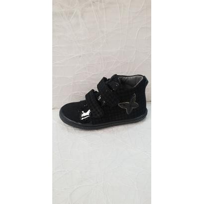 Chaussure papillon noire 2...