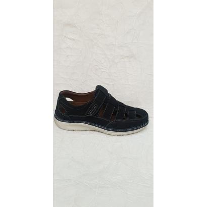 Sandale bleu marine Ara