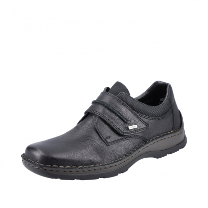 Chaussure un velcro noir...