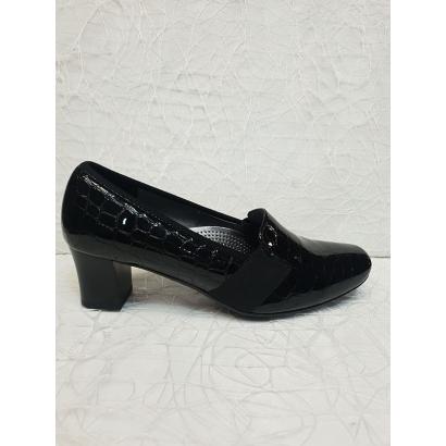 Chaussure emboitante croco...