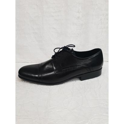 Chaussure habillée noire à...